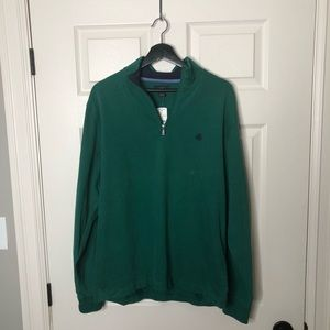 ❗️NWT Brooks Brothers 1/2 Zip❗️